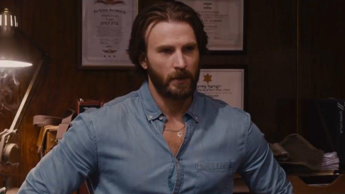 Ya extrañan al Capitán América: Chris Evans protagonizará una película en Netflix y los fans están emocionados