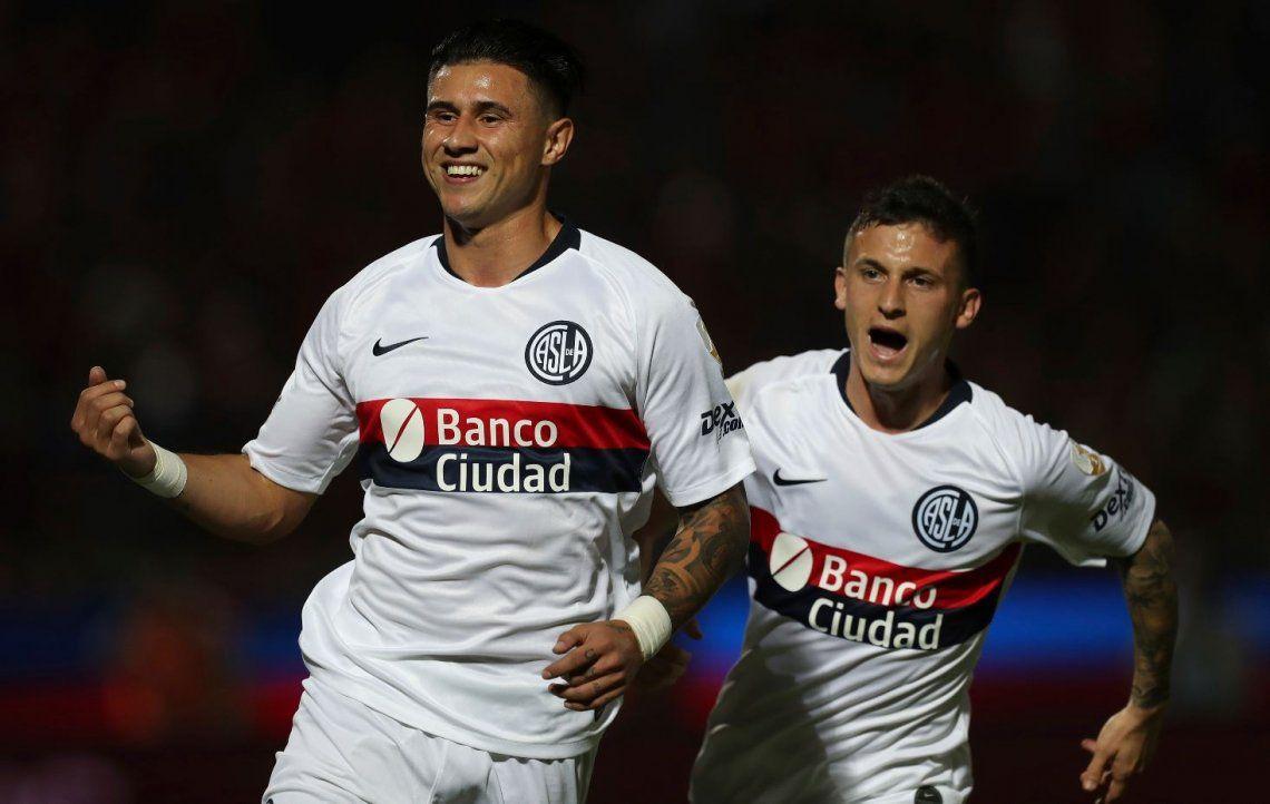 Cerro Porteño le dio vuelta el partido y eliminó a San Lorenzo de la Copa Libertadores