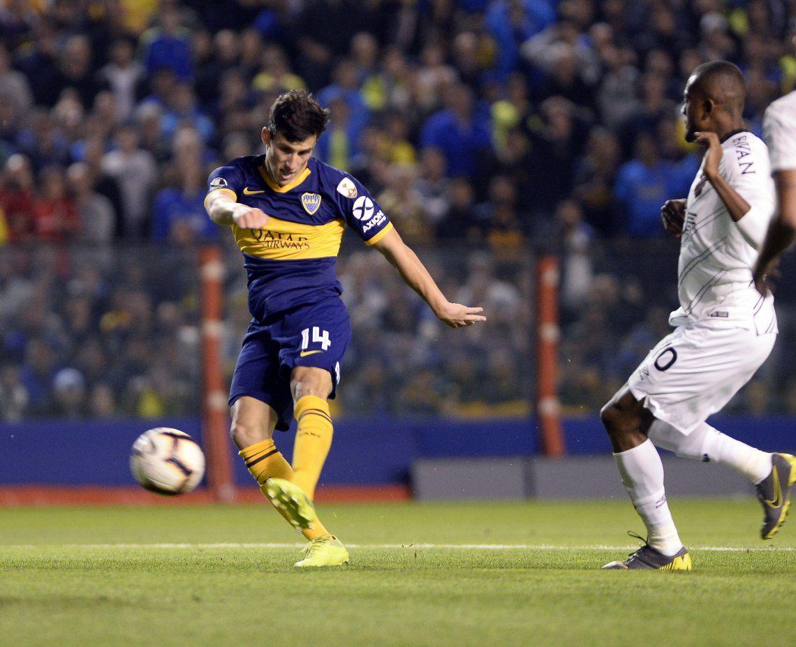 Copa Libertadores: con goles de Wanchope y Salvio, Boca venció a Athletico Paranaense y está en cuartos de final y podría enfrentar a River en semis