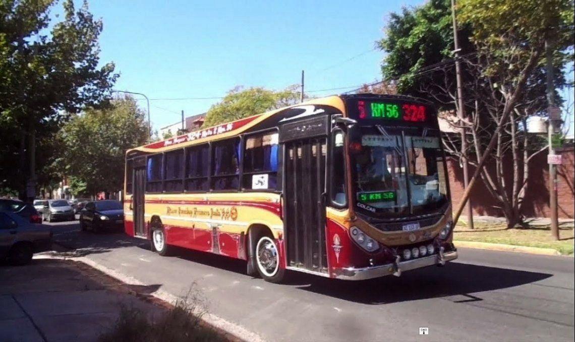 La Línea 324 es una de las que ya cuenta con este útil servicio para sus pasajeros.