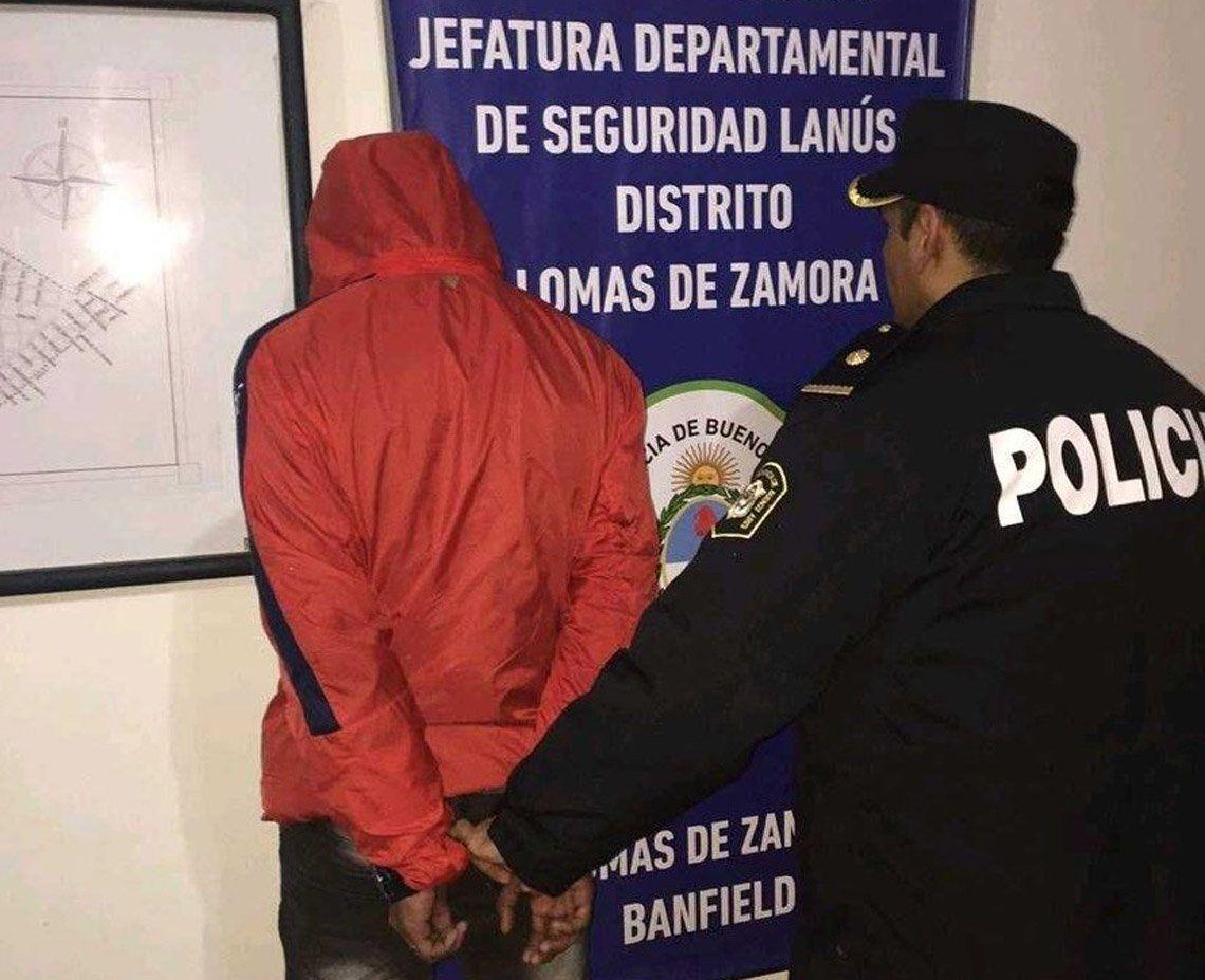 Remedios de Escalada: detuvieron a un joven por el crimen del pizzero de Banfield
