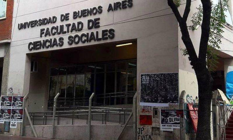 La Facultad de Ciencias Sociales de la UBA aprobó el uso del lenguaje inclusivo para las producciones de grado y posgrado