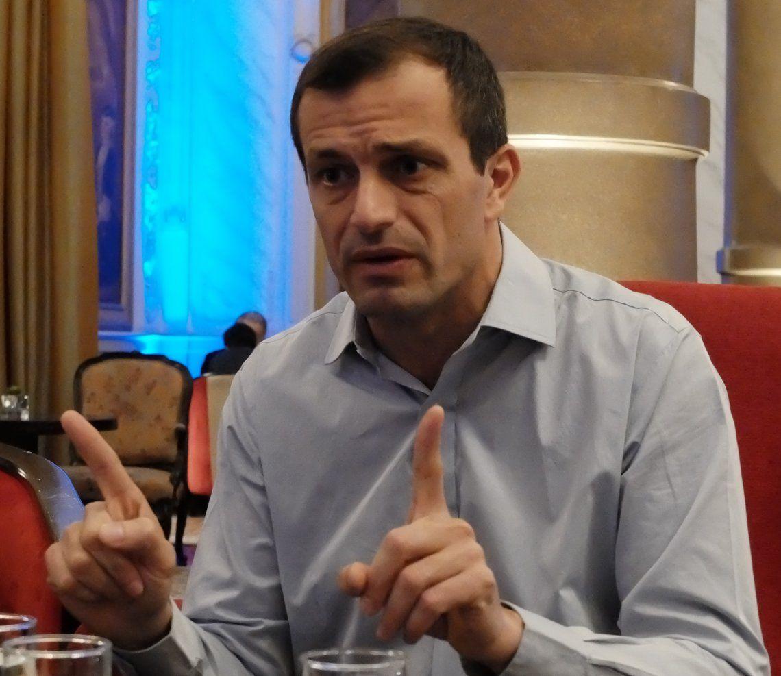 El desafío que tenemos con Roberto Lavagna es poder ofrecer esa alternativa