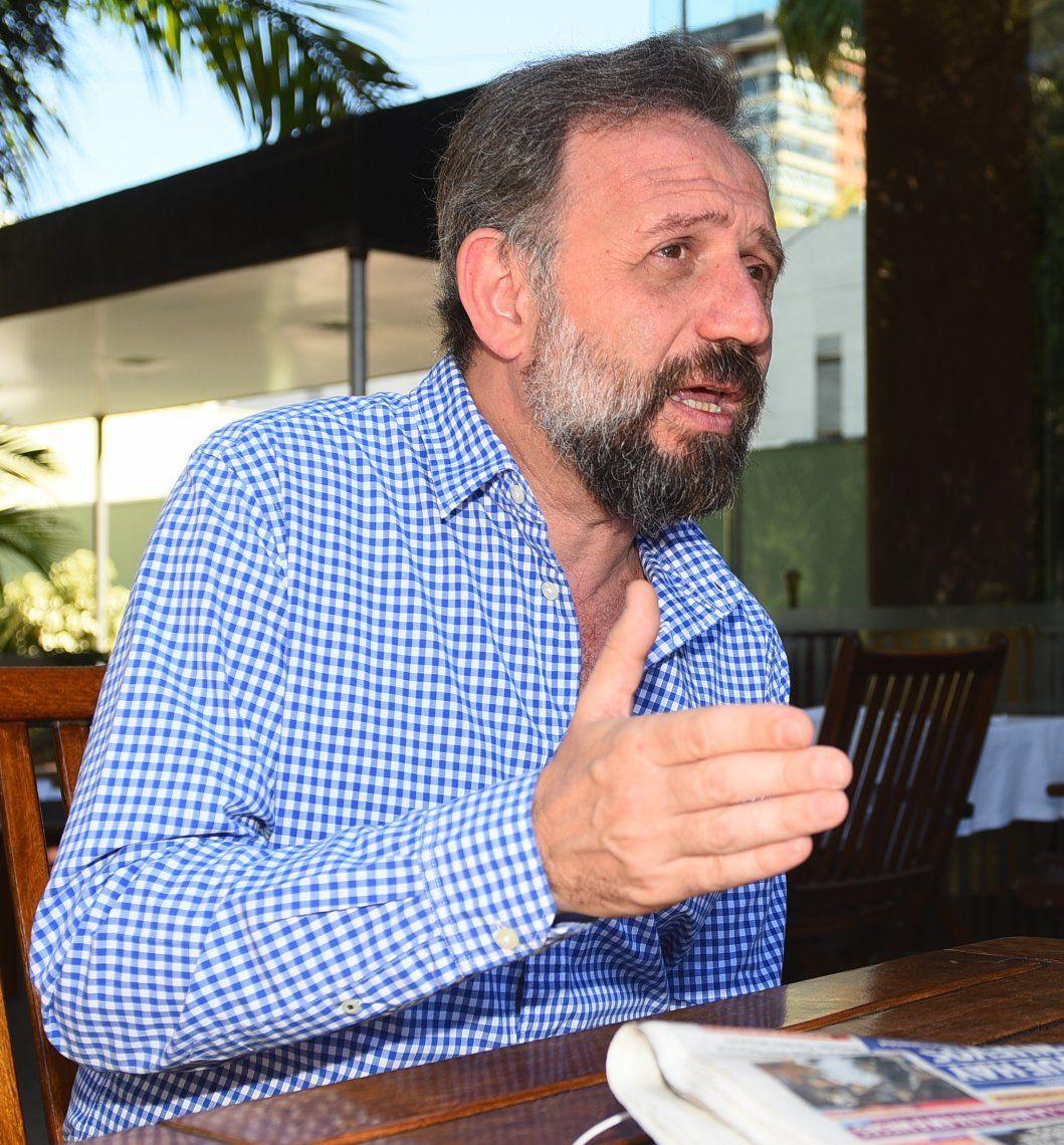 Marangoni subrayó la intención de voto centrada en ambas fórmulas.