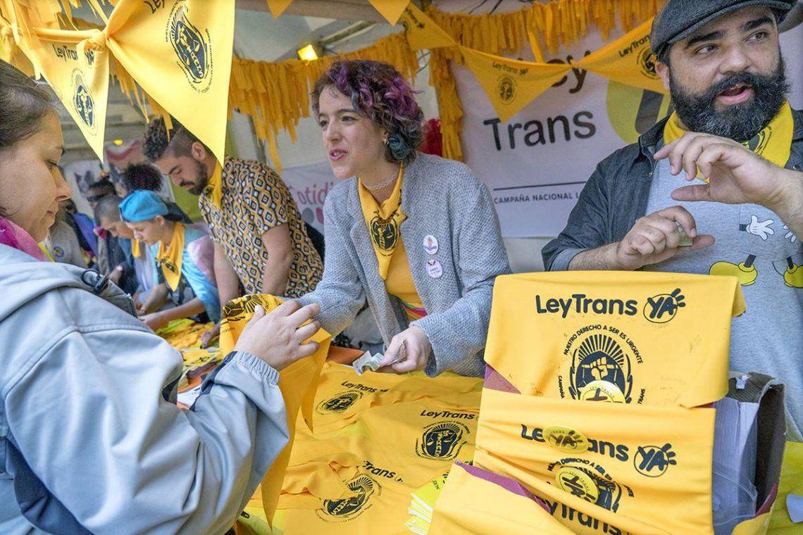 Finalmente no habrá un referéndum para eliminar la Ley Integral para Personas Trans en Uruguay