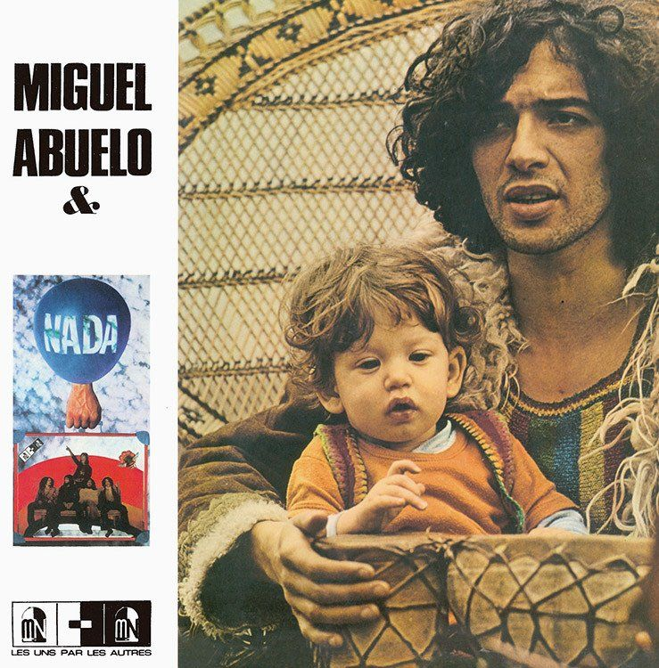 Editarán por primera vez en el país disco de culto de Miguel Abuelo