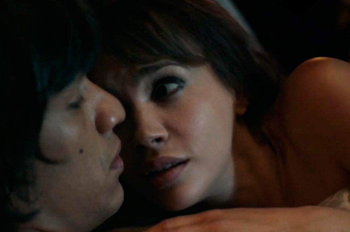 Mauricio Paniagua y Celeste Cid son Monzón y Susana en la serie .