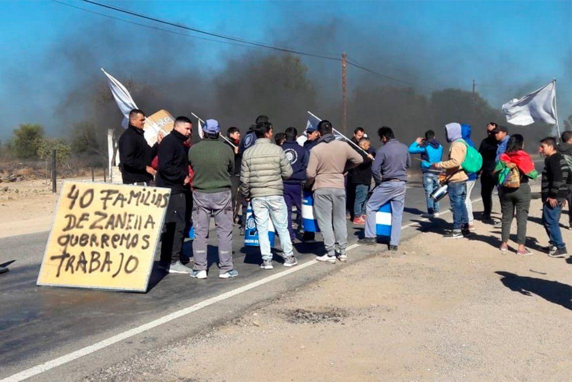 Conflicto de Zanella: dictan conciliación obligatoria y suspenden los despidos