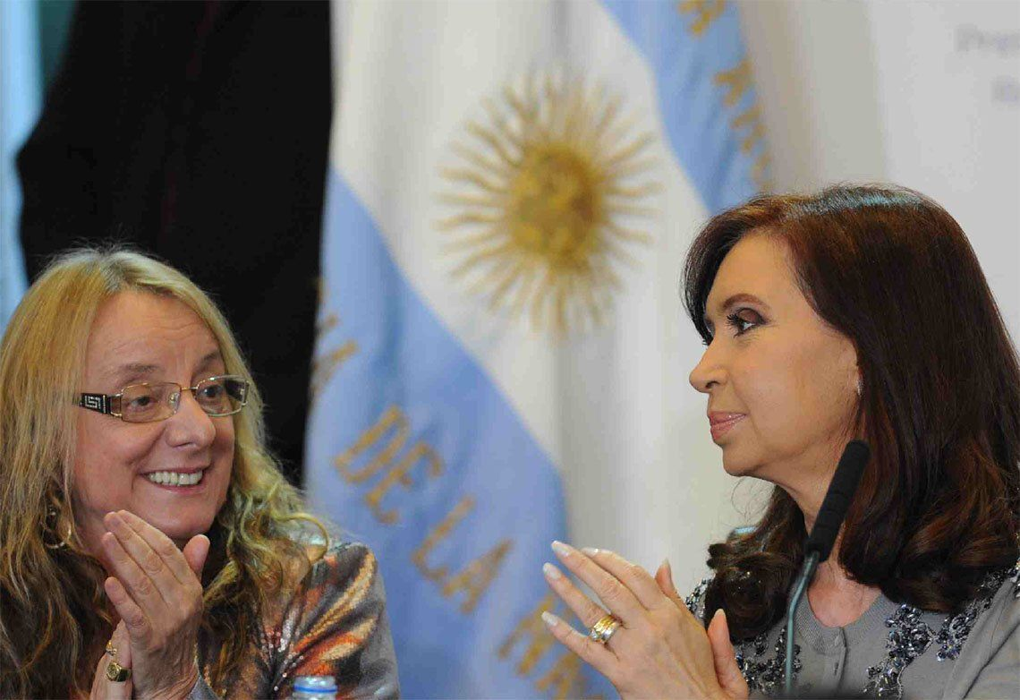 PASO 2019 | Alicia Kirchner no puede llevar a Cristina Fernández en su boleta