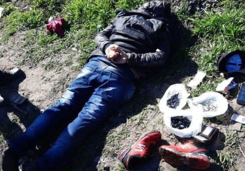 Florencio Varela: cayó un narcodelivery con 115 envoltorios de cocaína y marihuana
