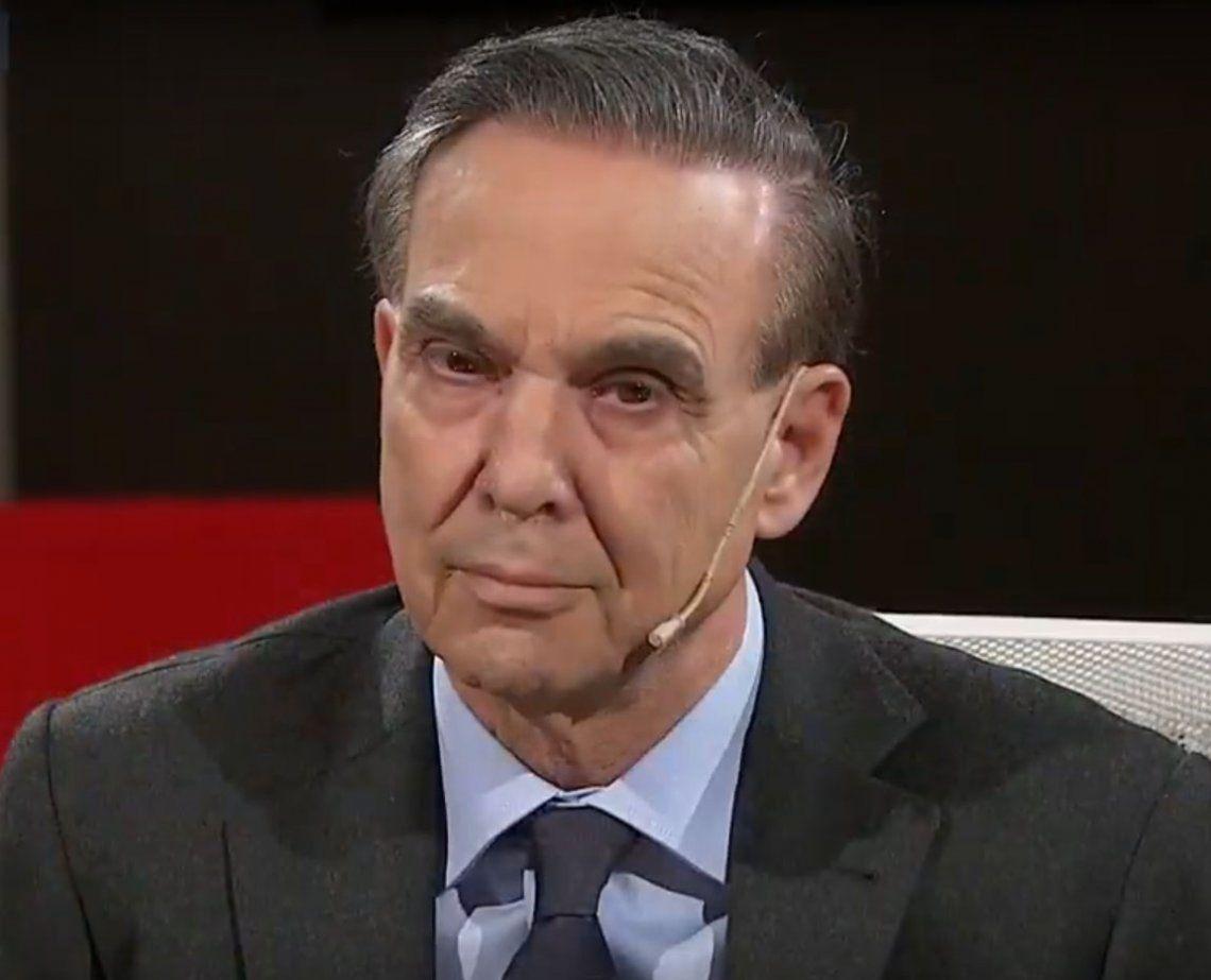 Miguel Ángel Pichetto: La elección de Alberto Fernández fue un giro táctico de Cristina Kirchner