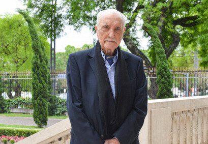 El director José Martinez Suárez