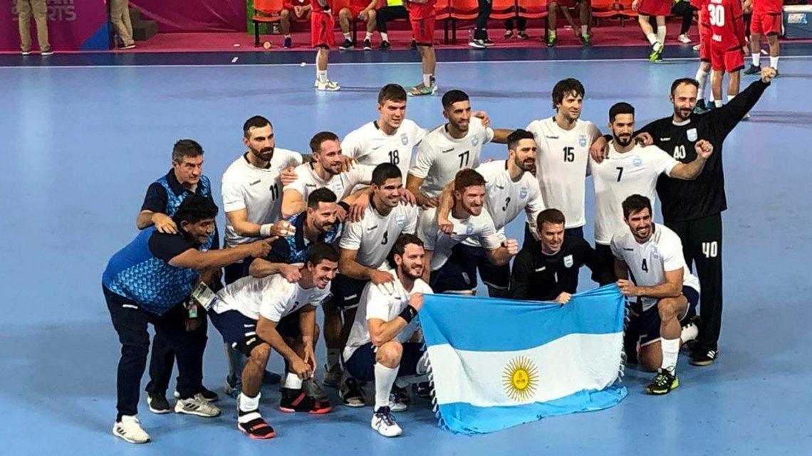 Gladiadores de Oro: vencieron a Chile y sacaron pasaje a los Juegos de Tokio