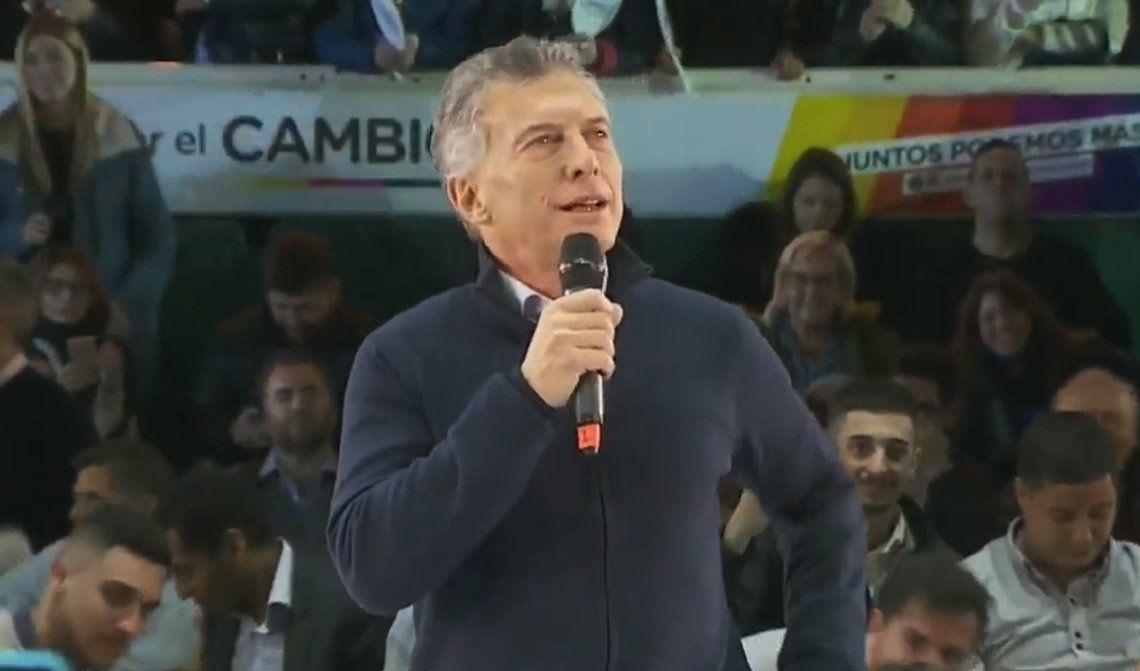 PASO 2019 | Macri cerró la campaña de Larreta en la Ciudad