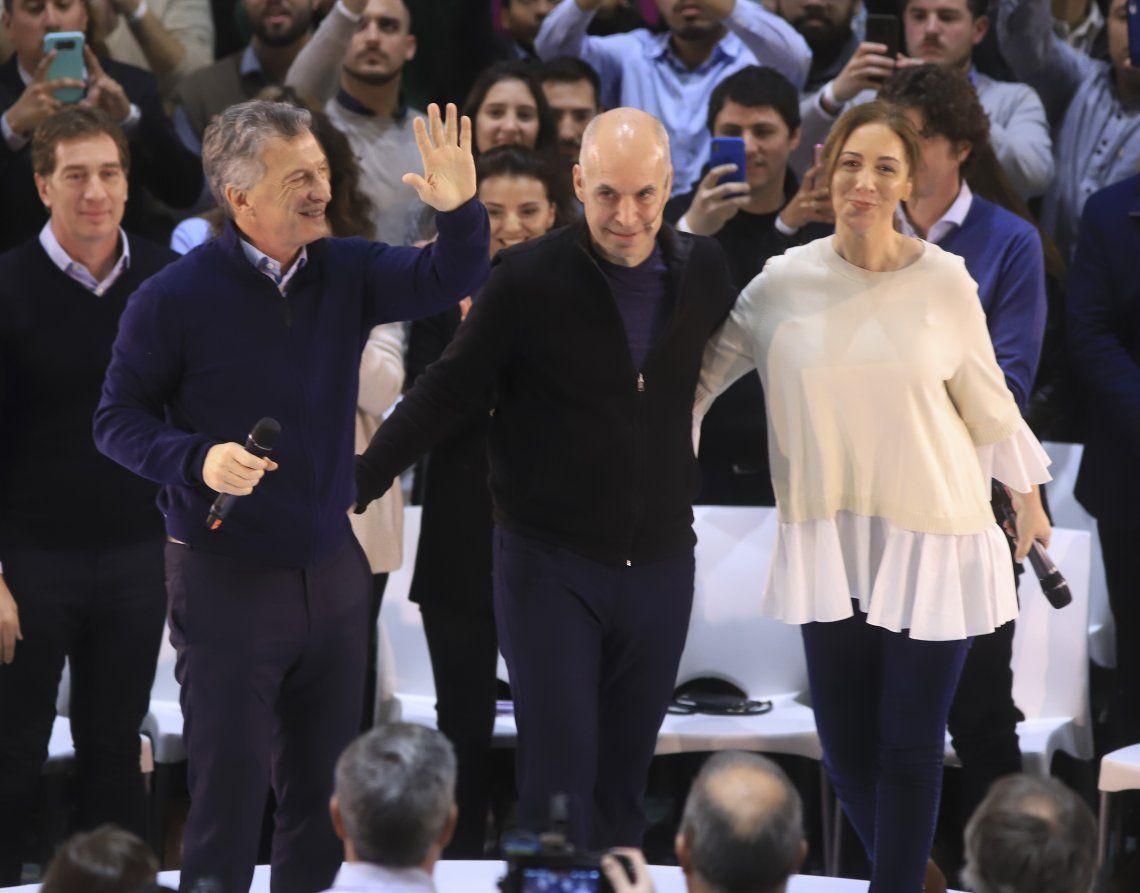 PASO 2019 | Larreta en Ferro: El cambio tiene un solo objetivo, que porteños y argentinos puedan vivir mejor