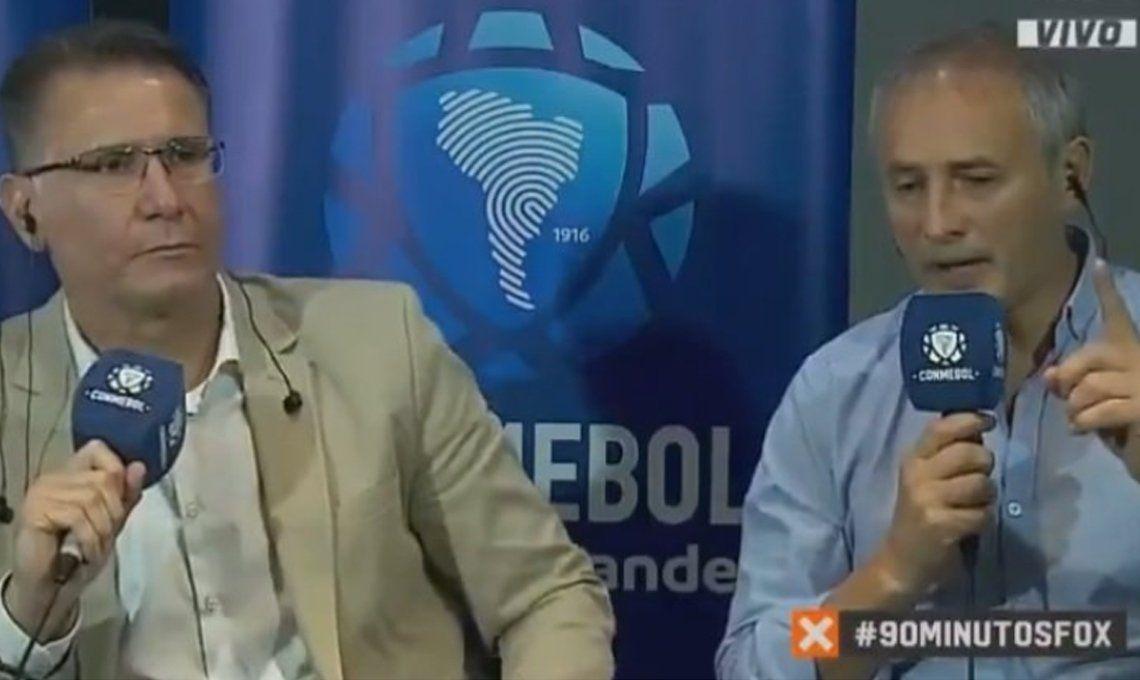 Copa América: Wilson Seneme, el jefe arbitral de Conmebol, reconoció que el VAR falló en Argentina - Brasil