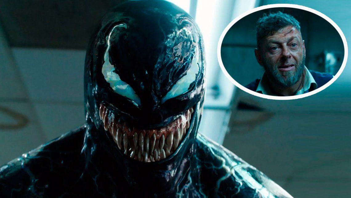 Venom 2: Andy Serkis es confirmado como director de la secuela