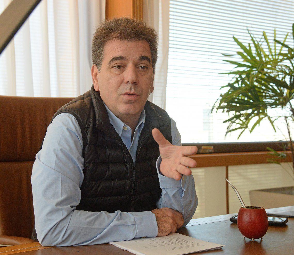 Ritondo fustiga a la oposición: Dejaron a la provincia destruida
