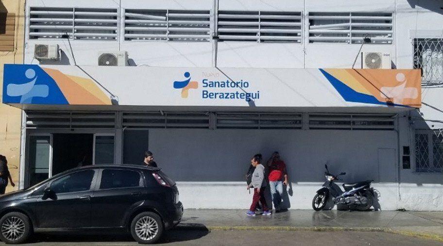 El Sanatorio Berazategui acumula denuncias por mala praxis.