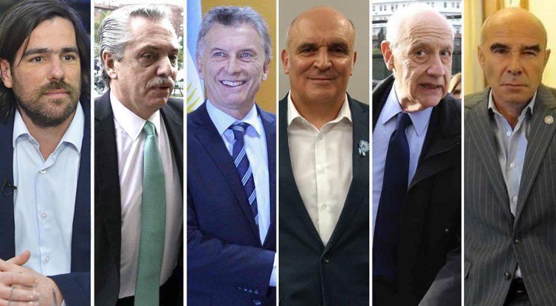 PASO 2019 | Dónde cierra la campaña cada candidato