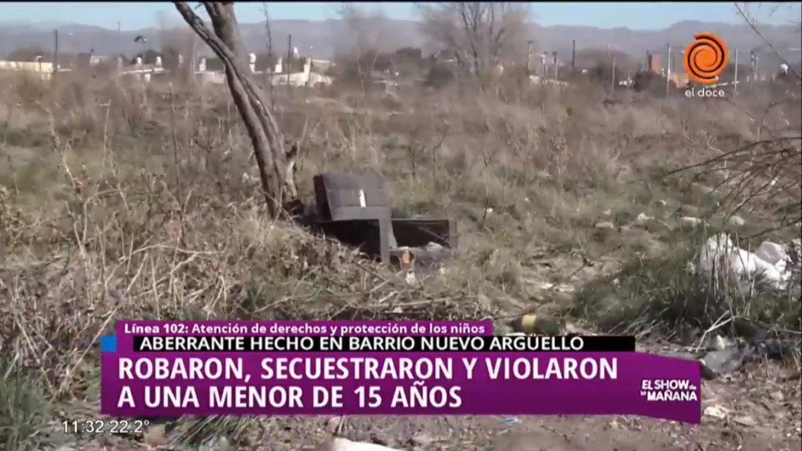 Córdoba: entraron a robar una casa y violaron a una adolescente