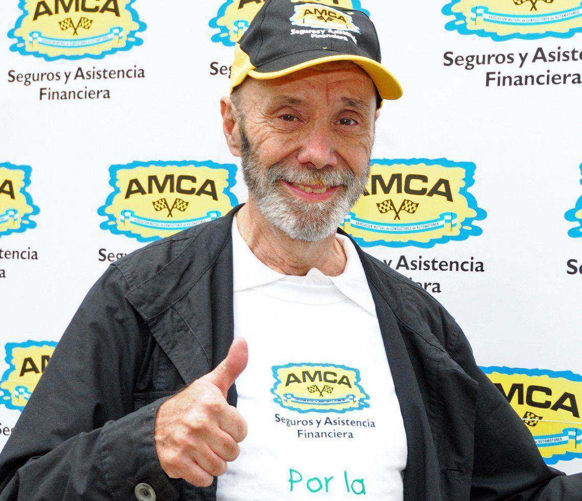 Raúl Portal sufrió 3 ACV y lleva un año internado
