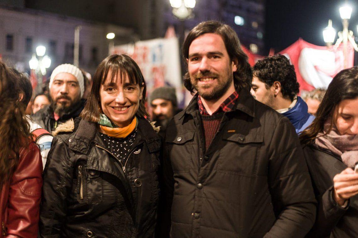 PASO 2019 | El Frente de Izquierda cerró su campaña en el Congreso