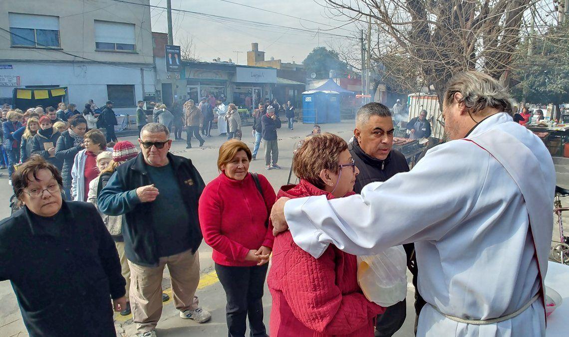 Año tras año se afianza la devoción por San Cayetano.