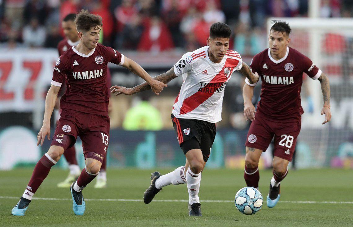 Jorge Carrascal: En Argentina te cagan a patadas y los árbitros no te ayudan