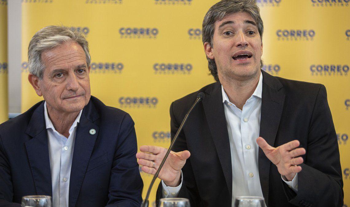 Andrés Ibarra y Adrián Pérez fueron los encargados del gobierno de aclarar la situación y hablan de enturbiar el proceso.