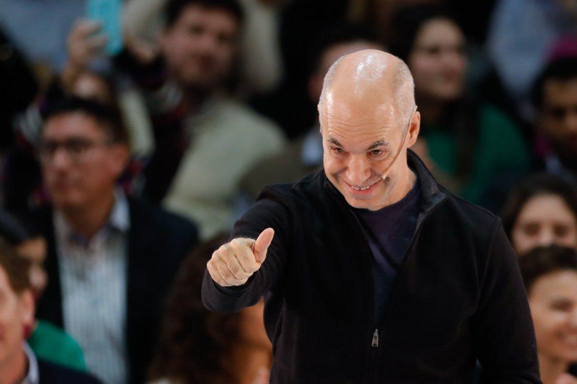 PASO 2019   Larreta contra el kircherismo: Es discutible decir que gobierna para los de abajo