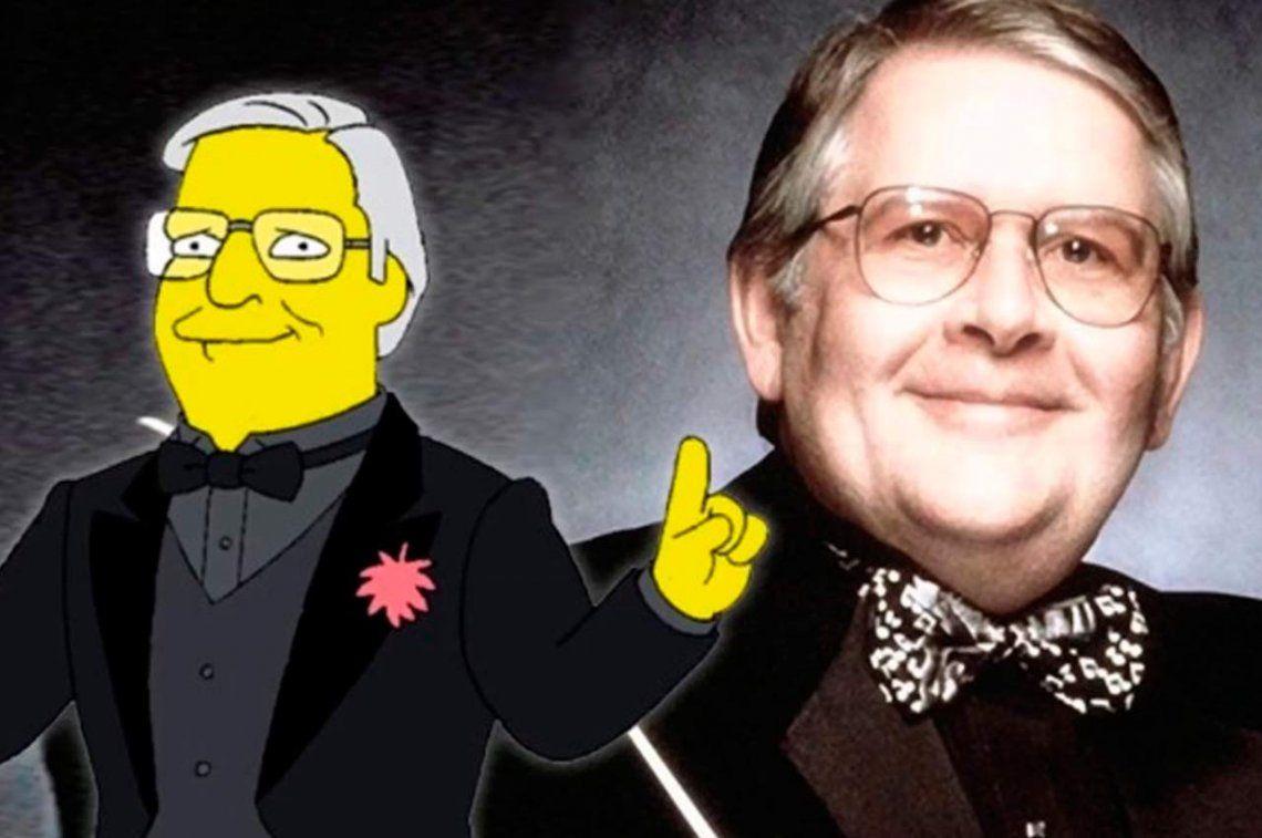 Los Simpson: el musicalizador histórico asegura que fue despedido por discriminación