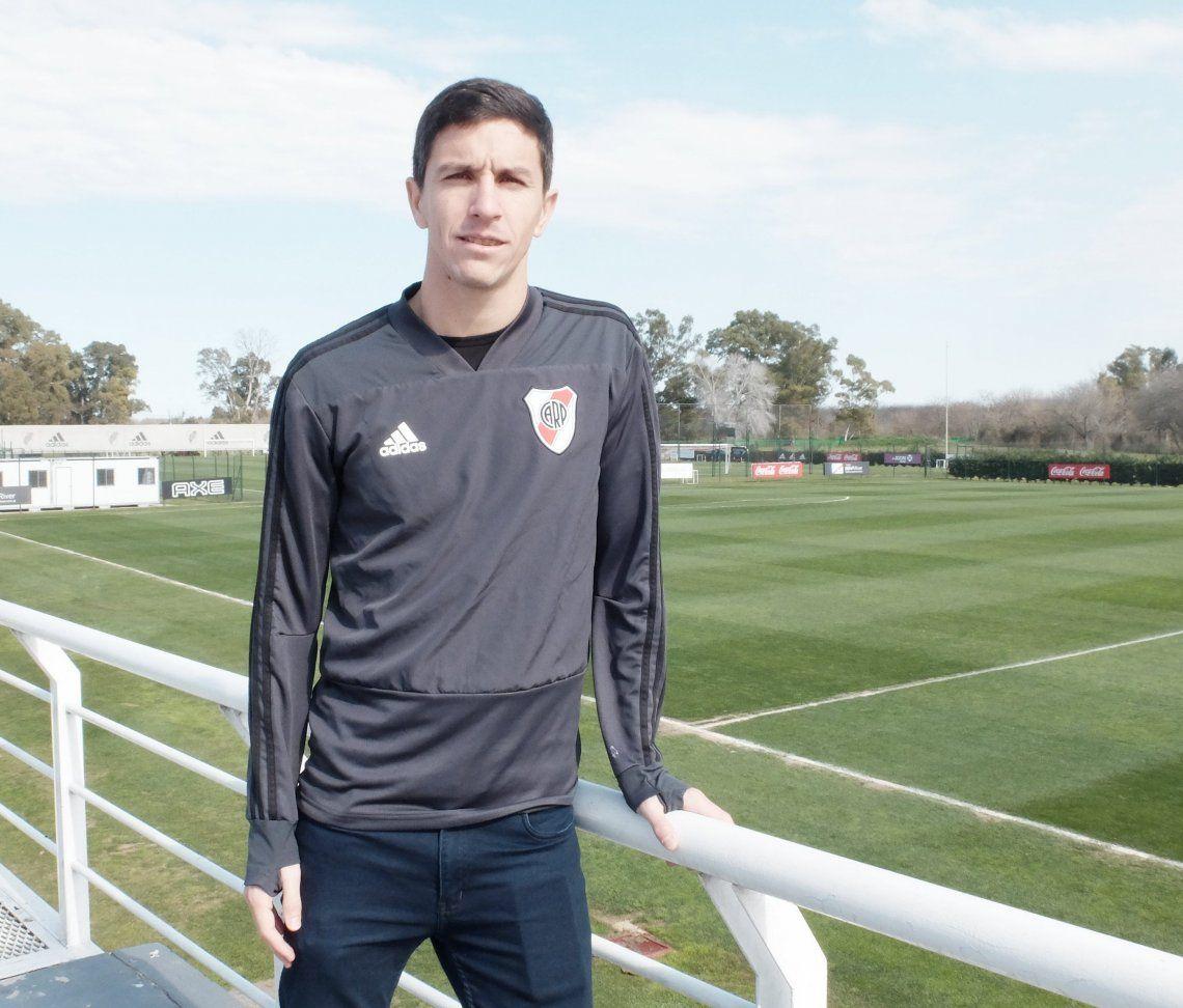 Nacho Fernández: Cuando nos retiremos vamos a tomar conciencia de lo que significó la final en Madrid