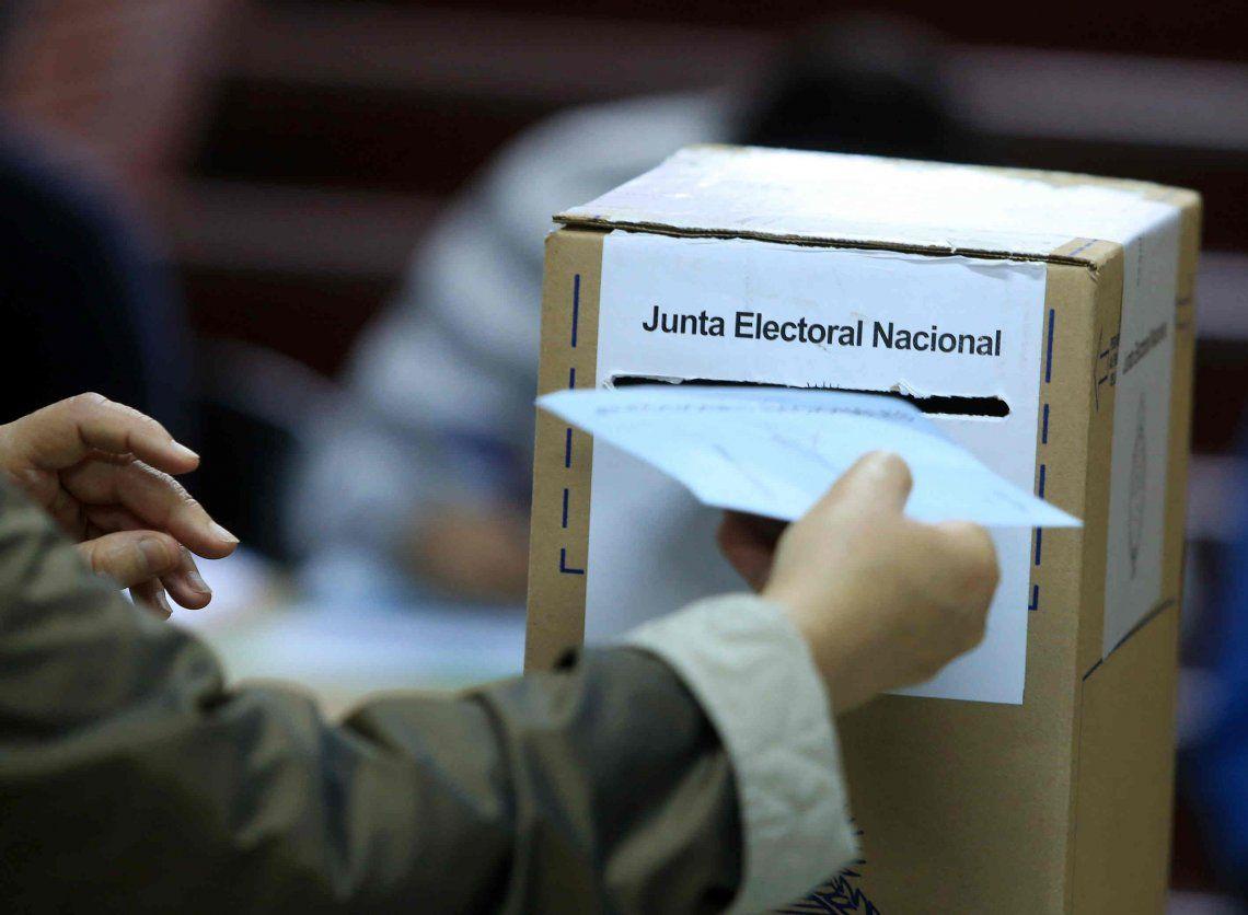 PASO 2019 | Dónde votan los precandidatos presidenciales