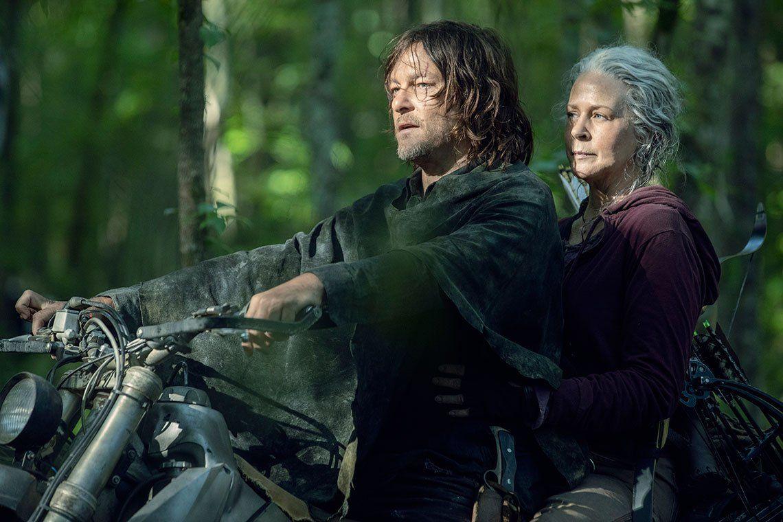 The Walking Dead: nuevas imágenes de la décima temporada nos preparan para la versión benévola de Negan