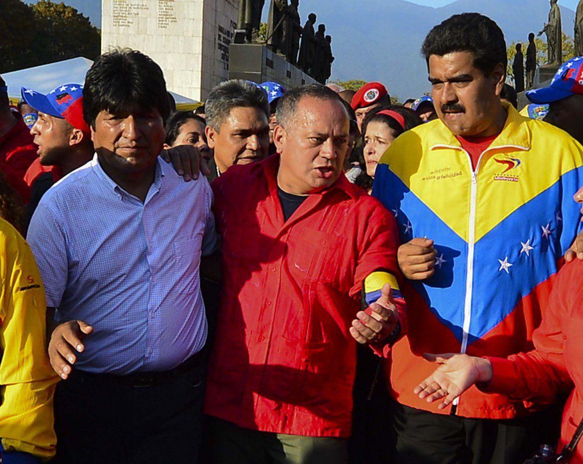 Donald Trump añadió a Venezuela y Bolivia a la lista de países de tránsito o producción de drogas