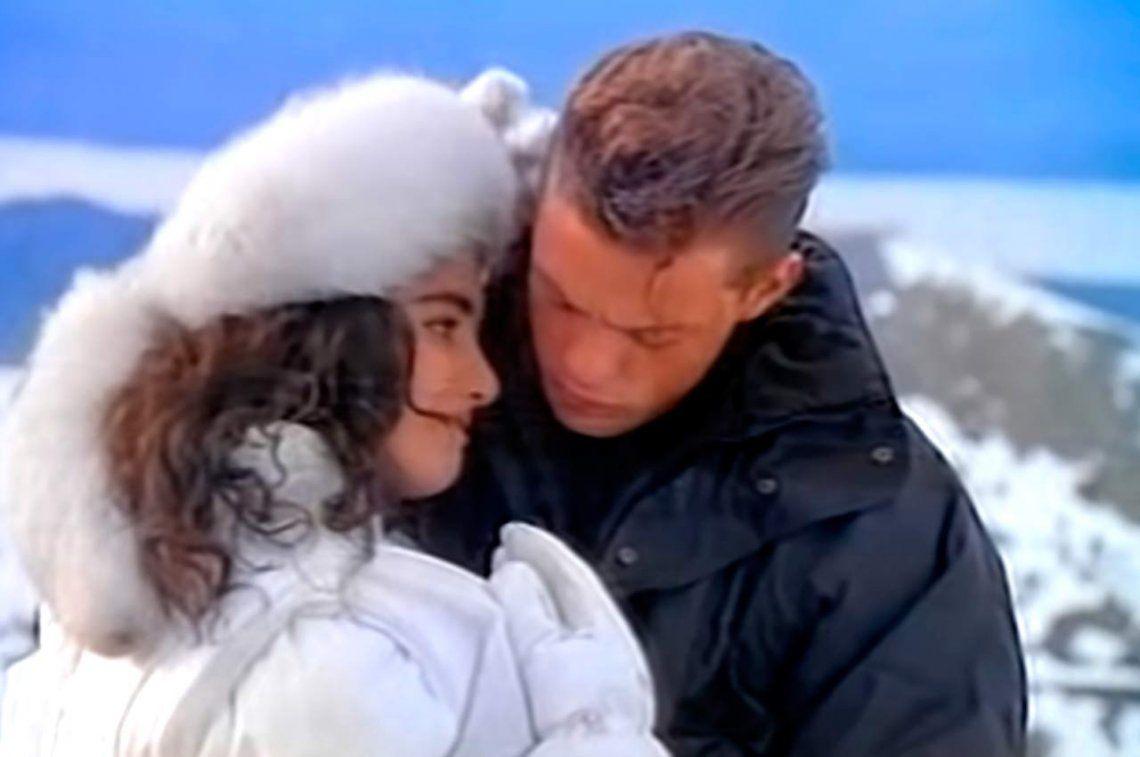 ¿Hubo amor entre Luis Miguel y Verónica Varano durante la filmación de Entrégate?
