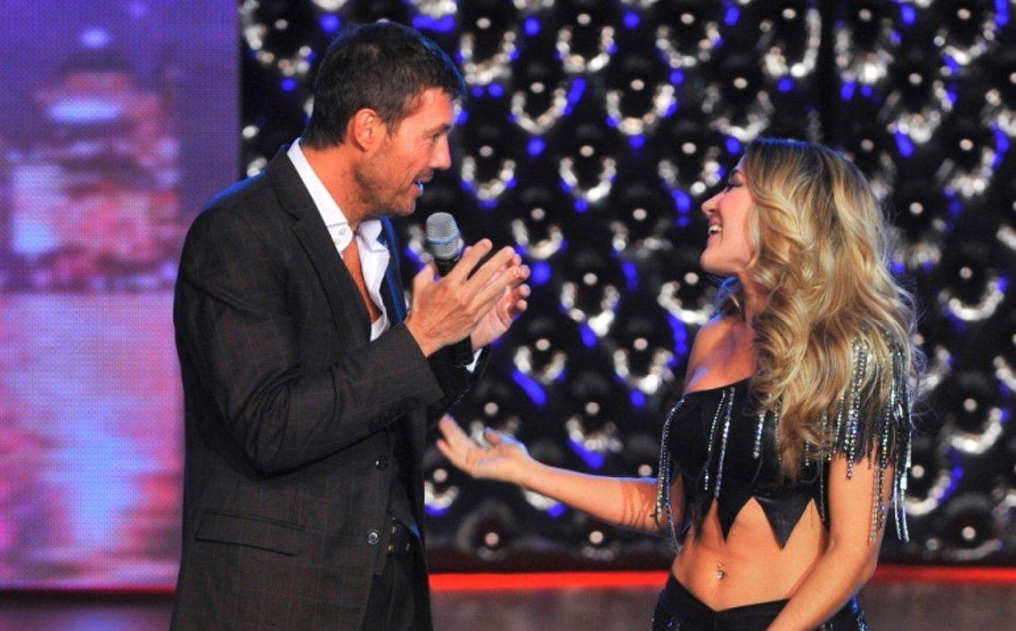 Jimena Barón no le perdonó a Marcelo Tinelli que haya defendido al padre de su hijo Morrison, Daniel Osvaldo