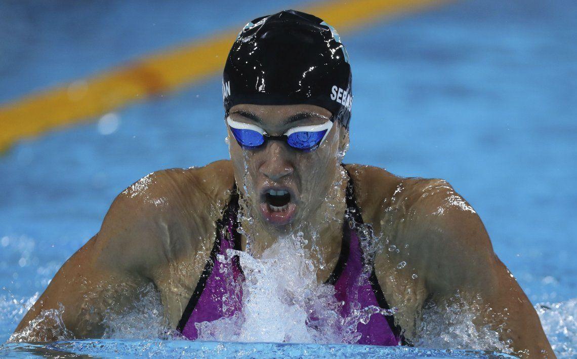 En fotos: Delfina Pignatiello de oro, Julia Sebastián y la posta 4x100 medley mixta de bronce