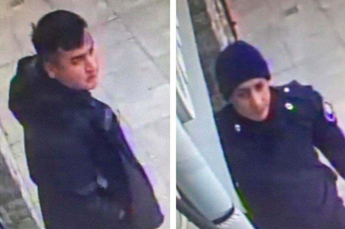 Los policías acusados de robo en una financiera no declararon