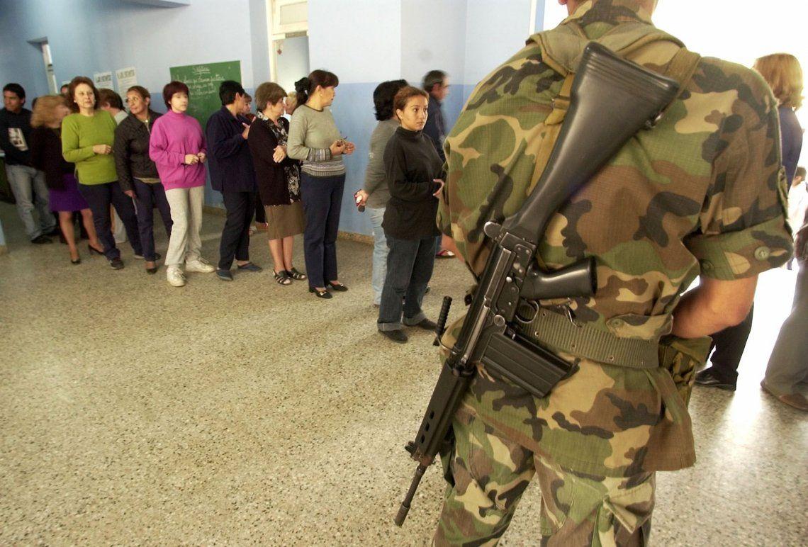 PASO 2019: cómo será el impresionante operativo de seguridad que custodiará las elecciones