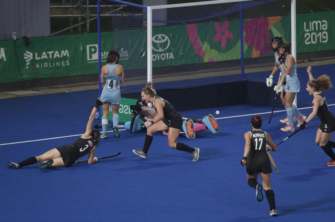 En fotos: Las Leonas ganaron otra medalla de oro tras golear a Canadá en los Juegos Panamericanos de Lima 2019