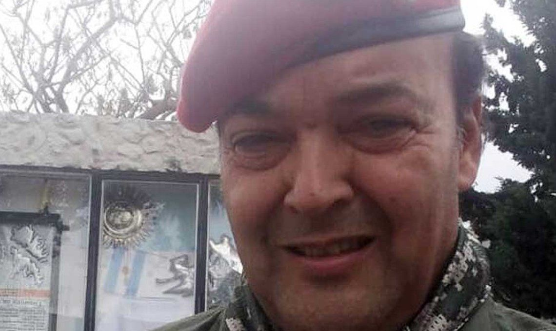 PASO 2019 | Osvaldo Hillar, elxcombatiente de Malvinas que logró fijar su dirección en las Islas para votar