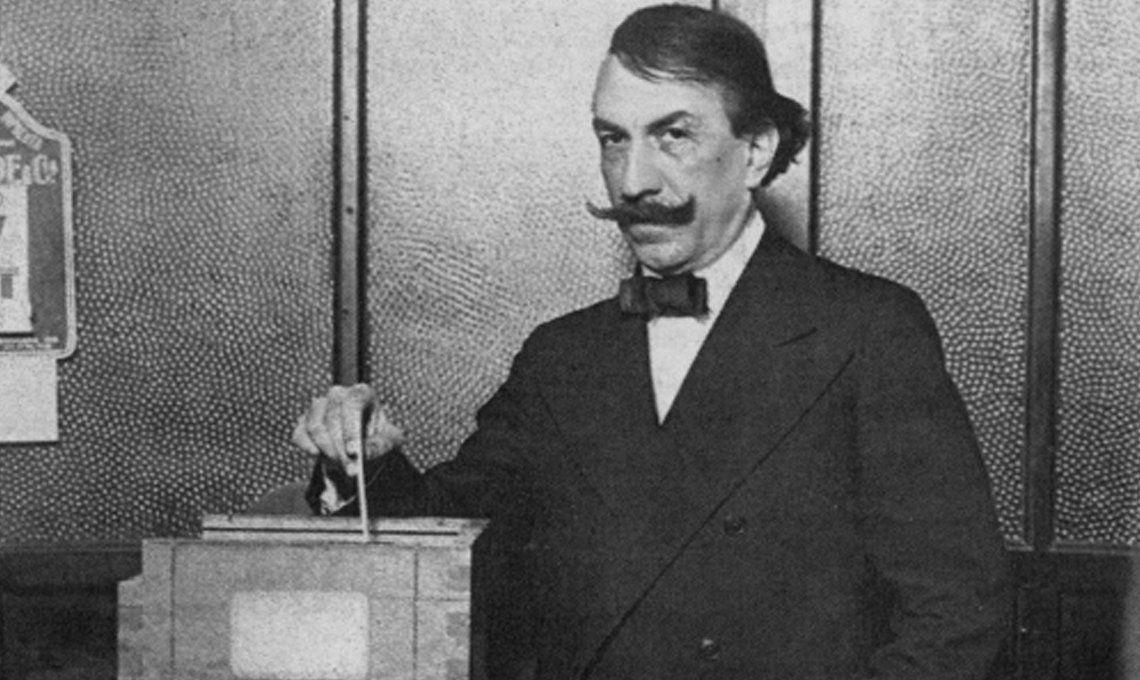 Un 10 de agosto de 1880 nacía Alfredo Palacios
