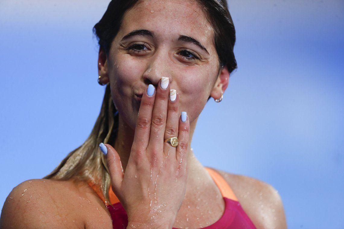 Juegos Panamericanos de Lima 2019: Delfina Pignatiello será la abanderada argentina en la ceremonia de cierre