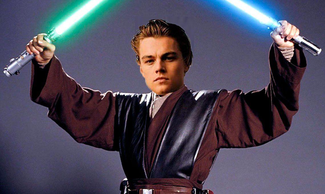 Leonardo DiCaprio reveló porque rechazó el papel de Anakin Skywalker en Star Wars