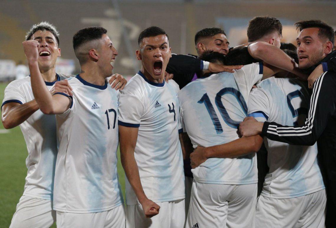 El fútbol ganó el Oro panamericano después de 16 años