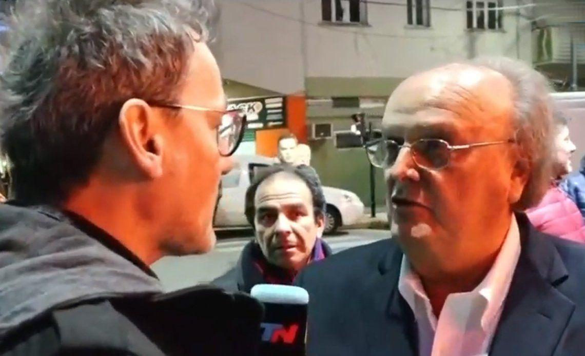 PASO 2019 | Repudiaron a Malnatti en las redes sociales por su búsqueda de presas en el bunker del Frente de Todos