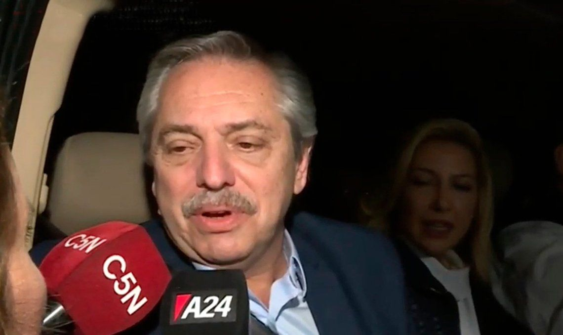 PASO 2019 | Alberto Fernández a Mauricio Macri: Que no se duerma en este momento, tiene que gobernar hasta diciembre