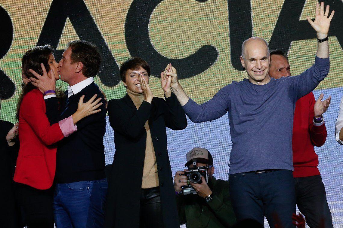 PASO 2019 | Horacio Rodríguez Larreta: Demostramos que en la Ciudad sí se puede
